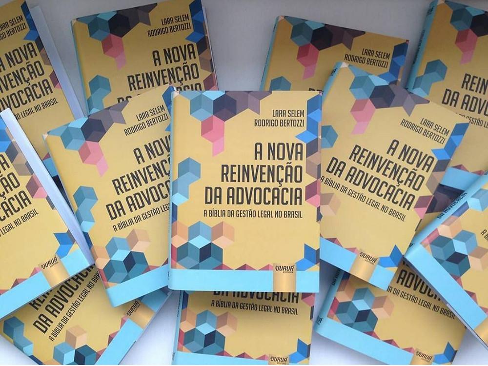 """Livro: """"A nova reinvenção da advocacia"""""""
