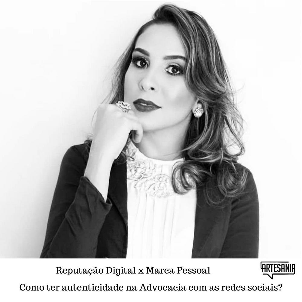 Marca Pessoal do Advogado com a especialista Gabriela Barreto