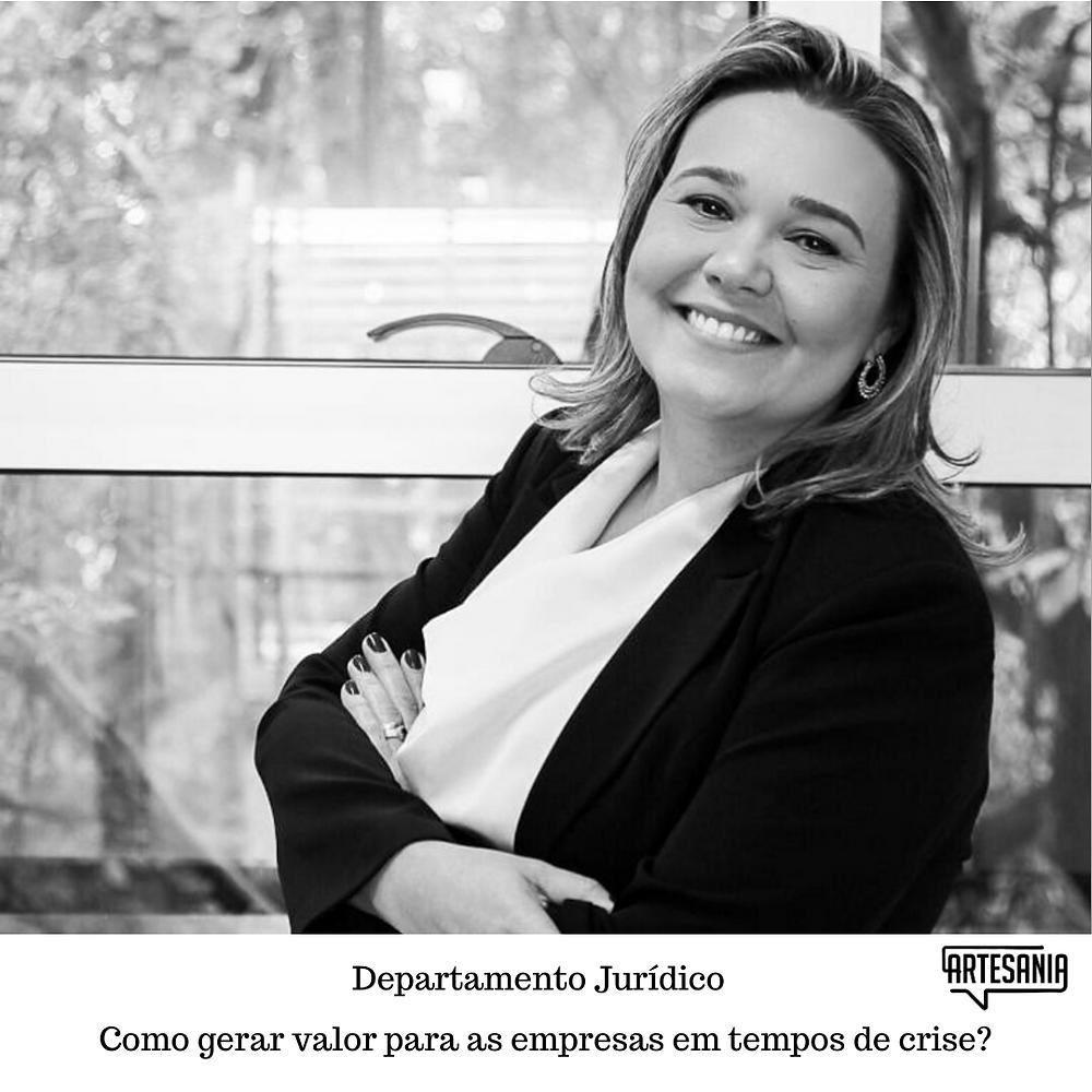 Advogada Ana Carolina Tavares Torres
