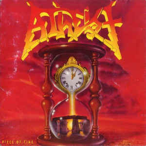 Atheist – Piece Of Time