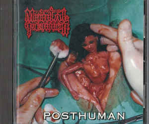 Mortal Terror – Posthuman