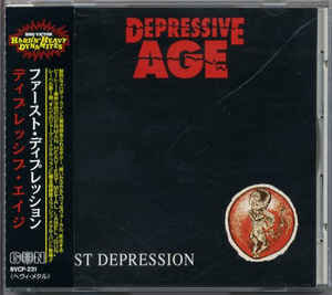 Depressive Age ‎– First Depression (With OBI)