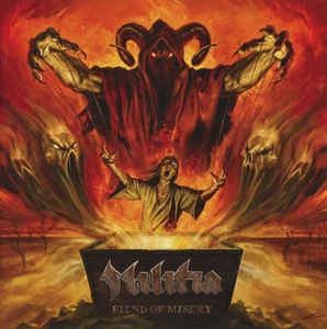 Militia – Fiend Of Misery (2010 Compilation)