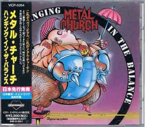 Metal Church – Hanging In The Balance (With OBI)