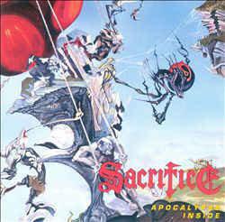 Sacrifice – Apocalypse Inside
