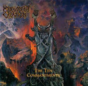 Malevolent Creation – The Ten Commandments