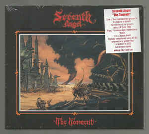 Seventh Angel ‎– The Torment