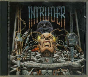 Intruder – Escape From Pain (2007 Re-issue)