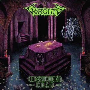 Gorguts – Considered Dead