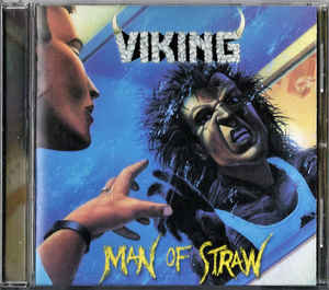 Viking ‎– Man Of Straw (2006 Re-issue)