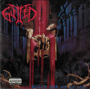 Gutted – Bleed For Us To Live (2015 Re-issue)