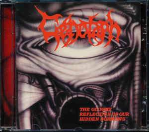 Cenotaph – The Gloomy Reflection Of Our Hidden Sorrows (2013 Re-issue)