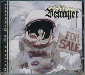 Betrayer – Hostage Of Progress