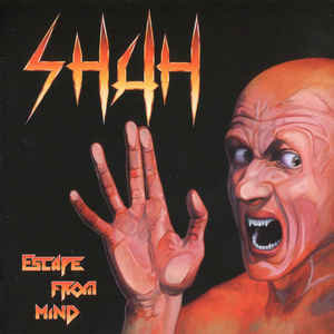 Shah – Escape From Mind (2016 Re-issue)