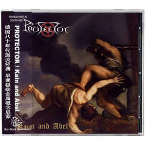 Protector – Kain And Abel (2010 2CD Compilation, No OBI)