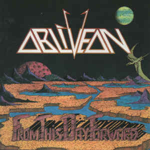 Obliveon – From This Day Forward