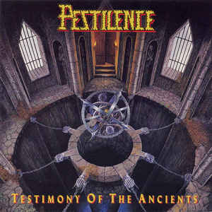 Pestilence ‎– Testimony Of The Ancients