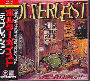 Poltergeist – Depression (1991 Re-issue No OBI)