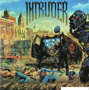 Intruder – A Higher Form Of Killing