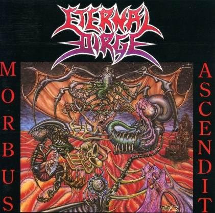 Eternal Dirge – Morbus Ascendit