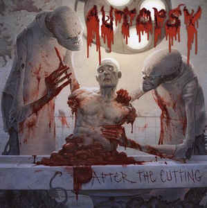 Autopsy ‎– After The Cutting (Compilation)