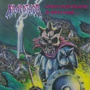 Krabathor – First Alben (2CD Compilation Of First Two albums)