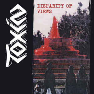 Toxin  – Disparity Of Views (2011 Release, Recorded in 1992)