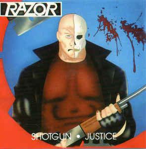 Razor – Shotgun Justice