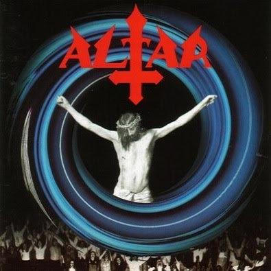 Altar – Youth Against Christ