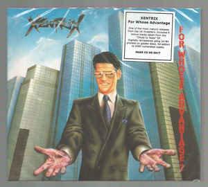 Xentrix – For Whose Advantage? (2006 Re-issue)