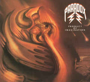 Paradox ‎– Product Of Imagination (2007 Re-issue)
