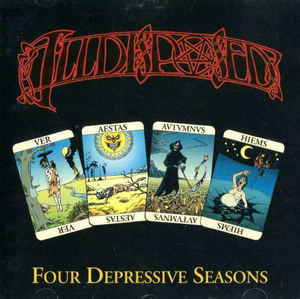 Illdisposed ‎– Four Depressive Seasons