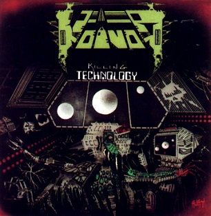 Voïvod – Killing Technology (1988 Re-issue)