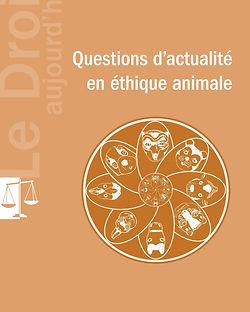 Question d'actualité en éthique animale