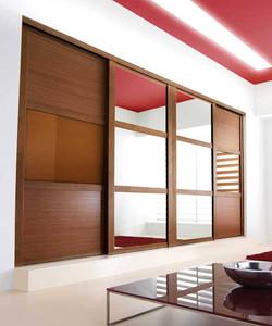Adamson Doors Mirror Wardrobe Fife