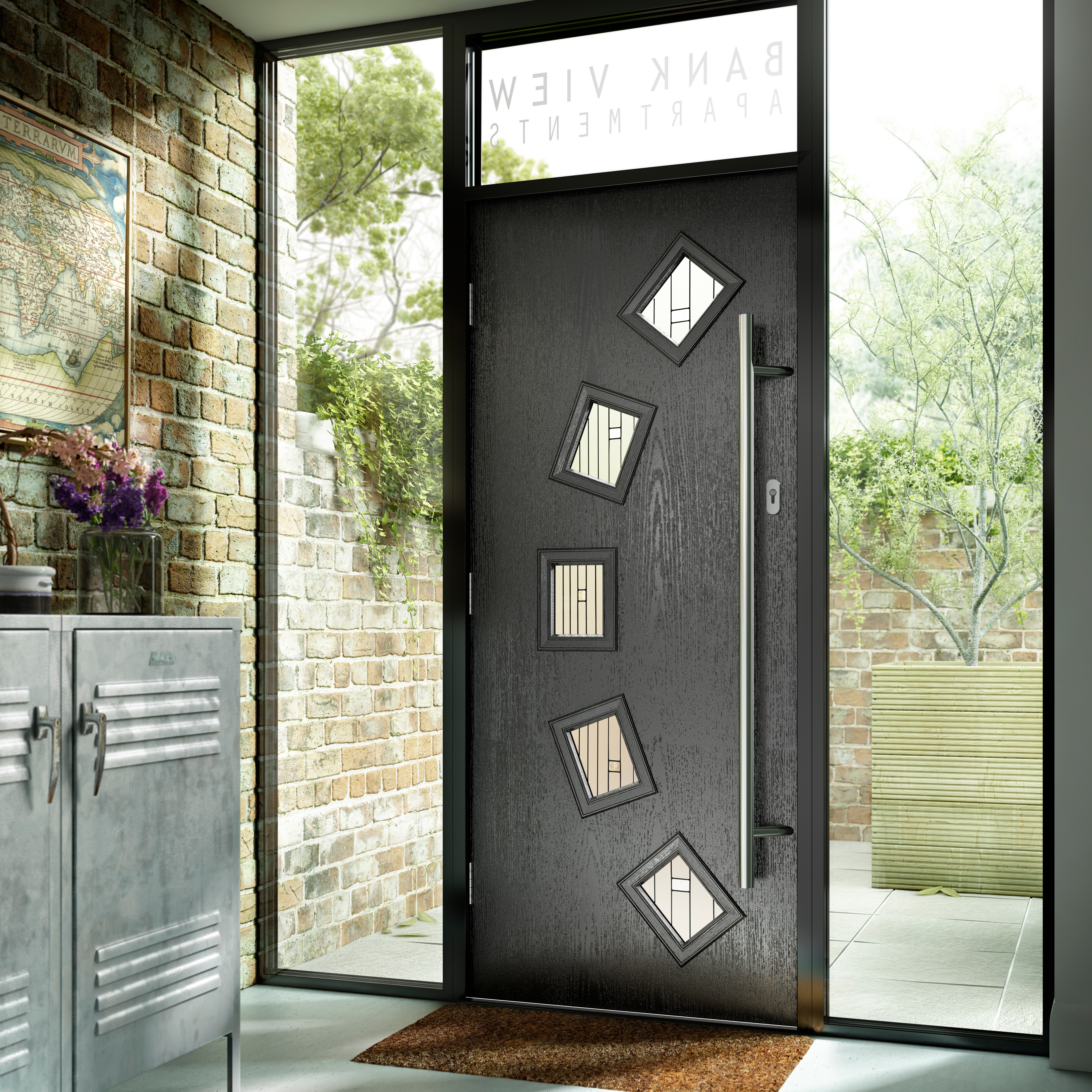 Adamson External Composite Door Fife