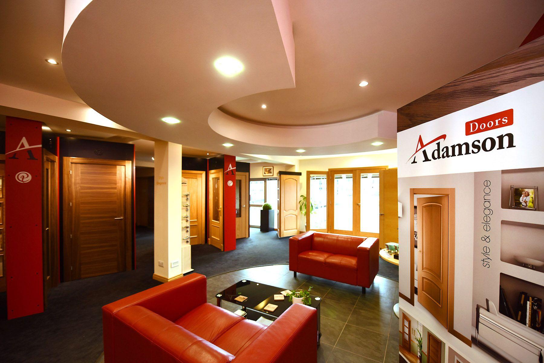 Adamson Door Showroom Fife