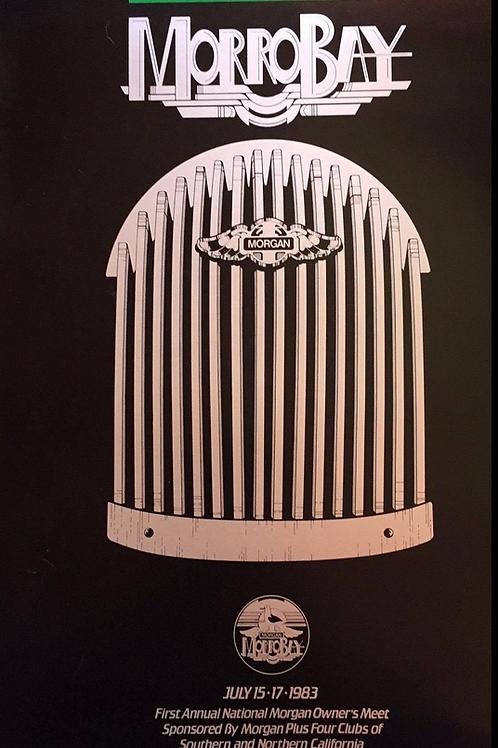 1983 Goodman Loy Poster