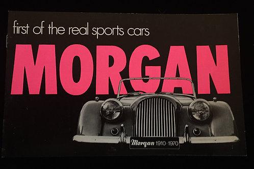 Morgan Factory brochure, 1970