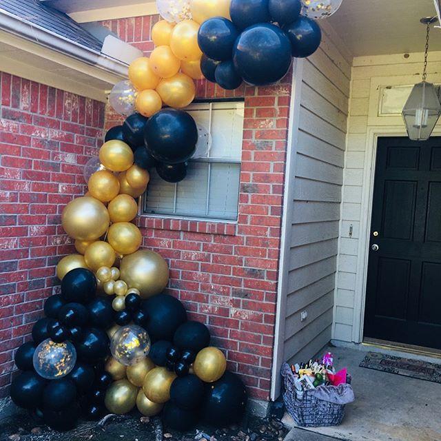 Birthday Porch POP