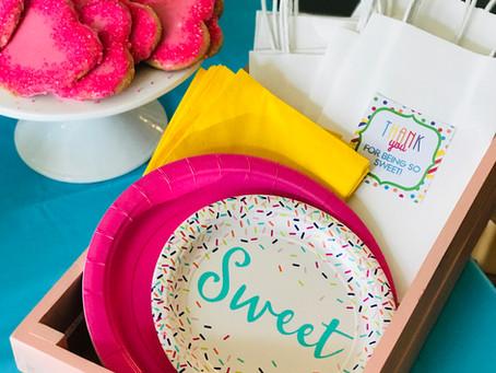 Sweet Caroline's Birthday Party