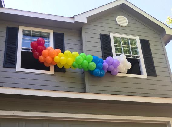 Outdoor Rainbow POP
