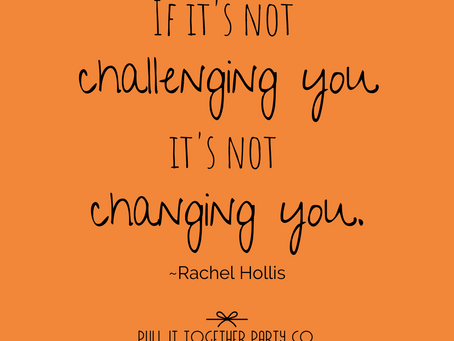 The Challenge Remains to Pull it Together!