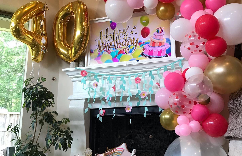 Birthday Indoor POP