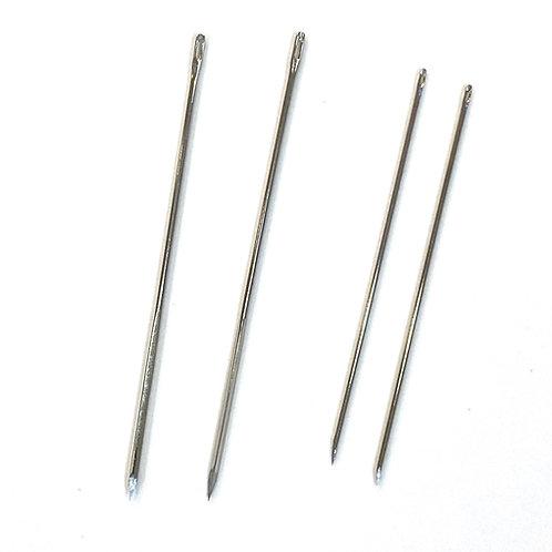 レザー用針セット(4本セット)