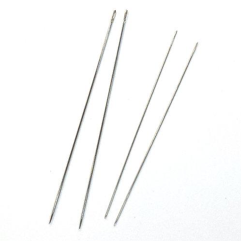 ビーズ針セット(4本セット)