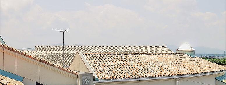 第二フルハウス屋上かr風景からの