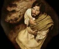 Subió al monte a solas para orar.