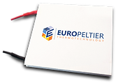 PELTIER MODULES EUROPELTIER