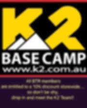 K2 Basecamp BTR discount